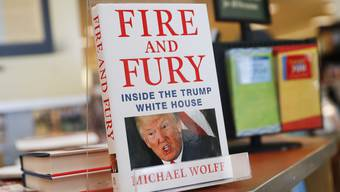 "In ""Fire and Fury"" kommt Donald Trump nicht gut weg."