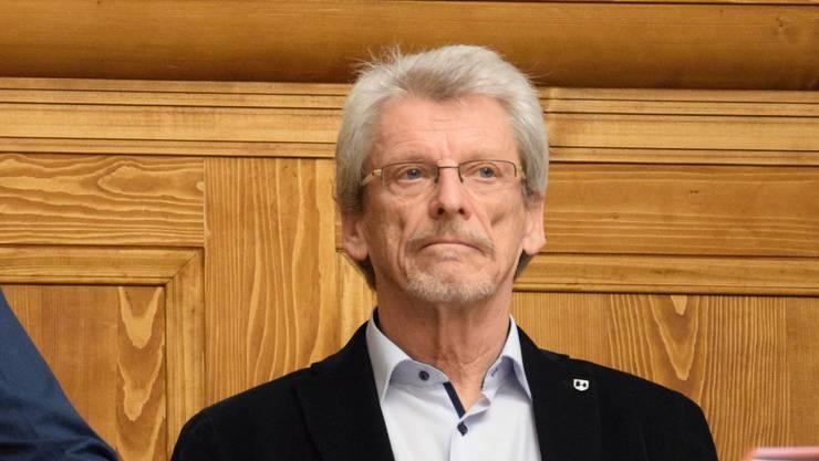 FDP-Einwohnerrat Peter Haudenschild