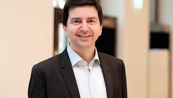 David Wüest-Rudin, Präsident von Pro Velo beider Basel. Kenneth Nars