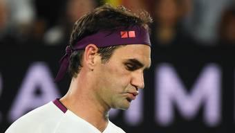 Roger Federer scheitert in den Halbfinals der Australian Open.