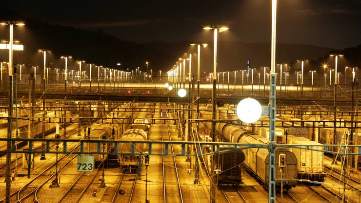 Rangierbahnhof Limmattal: Die Bevölkerung hat genug vom Lärm.  susi bodmer