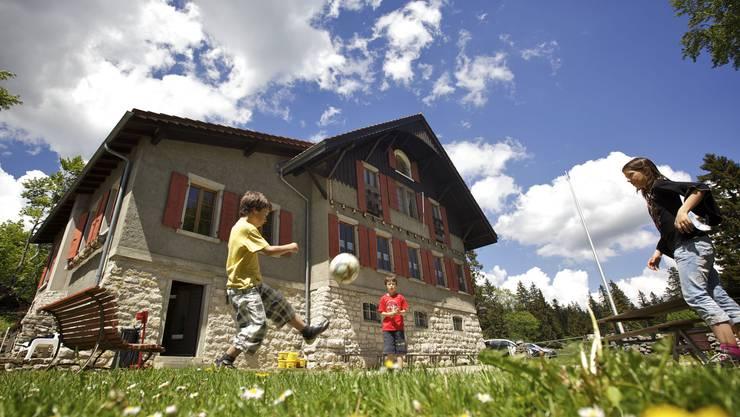 Naturfreunde-Haus La Serment