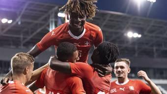 Die Schweizer U21 kann weiter jubeln.