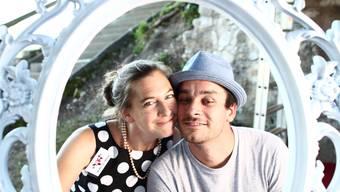 Diese Paare haben sich auf dem Schloss Stein symbolisch verbunden
