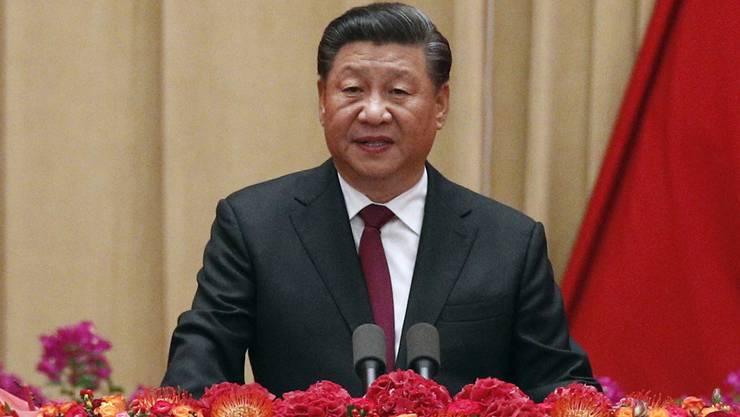 Mächtigster Chinese seit Mao: Xi Jinping.