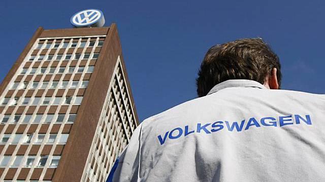 VW schrieb 2008 Rekordzahlen