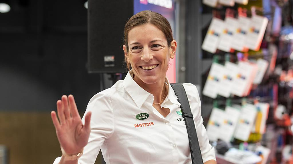 Nicola Spirig an erster PTO-WM in Daytona