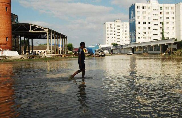 Der Kreml hat nach den Überschwemmungen einen nationalen Trauertag angeordnet