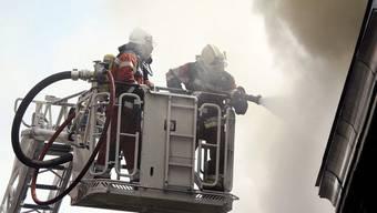 Der Feuerwehrkorps im Guldental darf nicht verkleinert werden. (Symbolbild)
