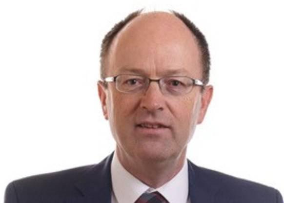 Andreas Jenni, Gemeindepräsident von Rheinau.