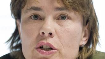 Corinne Schmidhauser, Präsidentin von Antidoping Schweiz