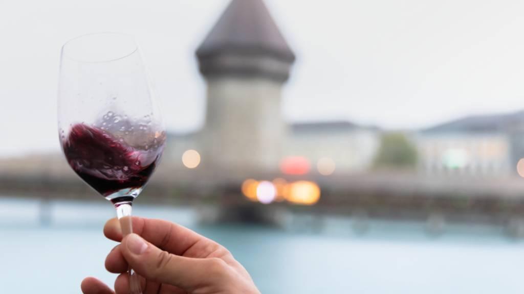 Wein oder nicht Wein, das ist hier die Frage