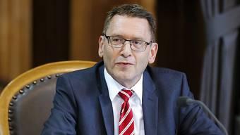 Die Solothurner CVP wäre bereit für einen eigenen Bundesrat. Pirmin Bischof weiss aber noch nicht, ob er kandidieren wird.