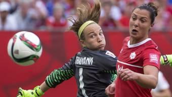 Gaelle Thalmann kehrt in die Schweiz zum FC Basel zurück
