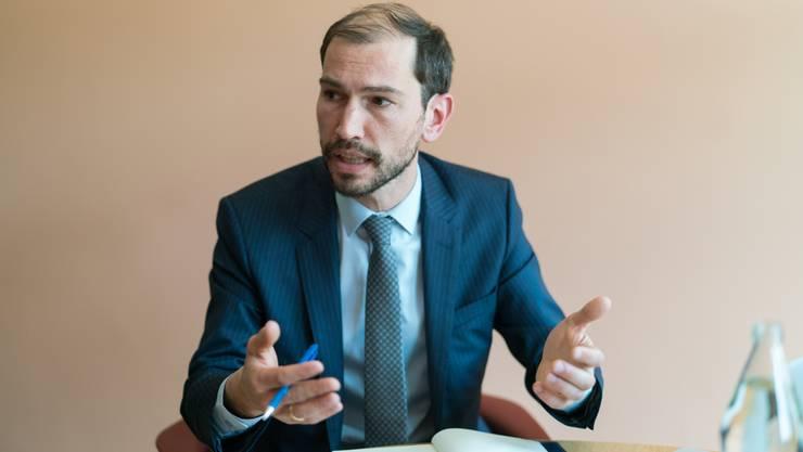 «Zu viele Kehrtwenden»: Vincent Kaufmann, Ethos-Direktor.