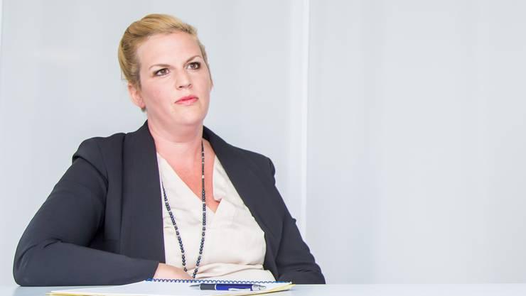 Fabienne Moser-Frei (parteilos, Bild) und Tobias Walthert (GLP) kämpfen um den neuen Platz am Bezirksgericht Dietikon. Heute wird klar, wen das Limmattaler Volk wählt. GLP, SVP, FDP, CVP, EVP, Grüne und SP haben sich für Walthert ausgesprochen. Die AL beschloss Stimmfreigabe.