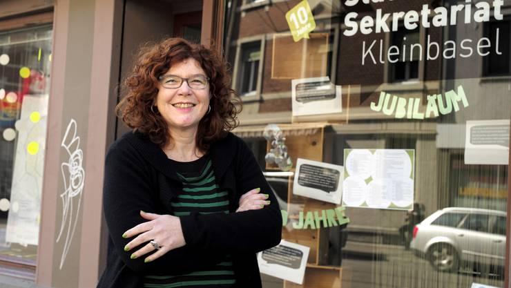 """""""Der Ort hat sich nie als Vorzeigeprojekt für Integration verstanden"""", sagt Theres Wernli vom Stadtteilsekretariat nach dem Tod eines Obdachlosen."""