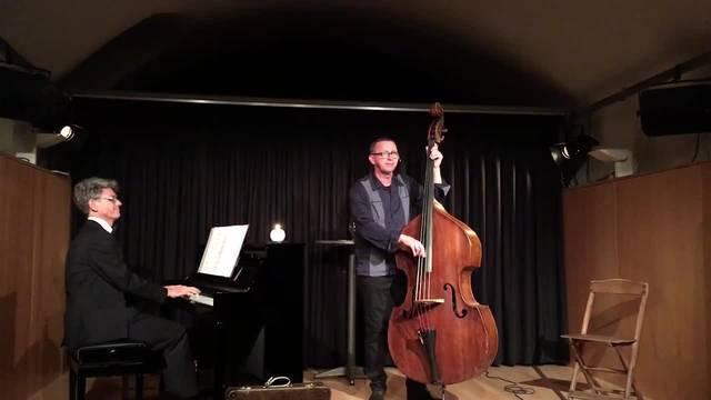 Liederabend im Stadtkeller Dietikon mit Philipp Galizia und Alois Bürger am Freitag, dem 19. Januar 2018
