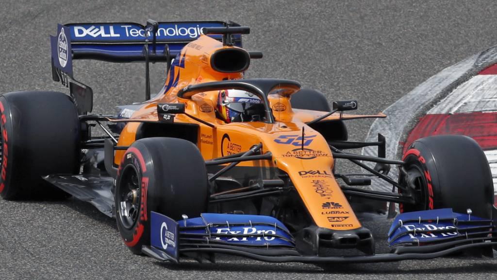 Lohnkürzungen und Ferien bei McLaren