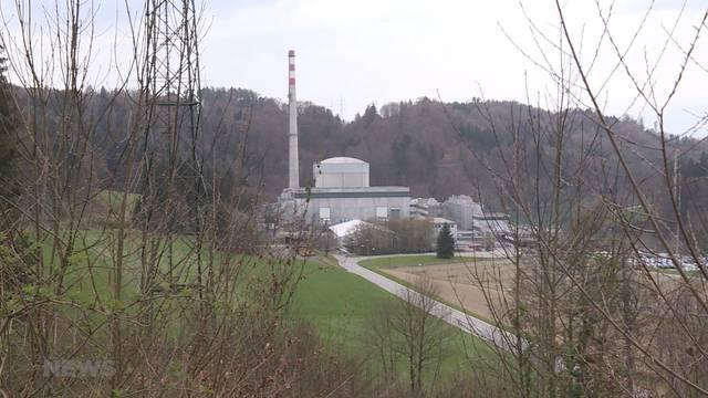 AKW Mühleberg geht Ende 2019 definitiv vom Netz