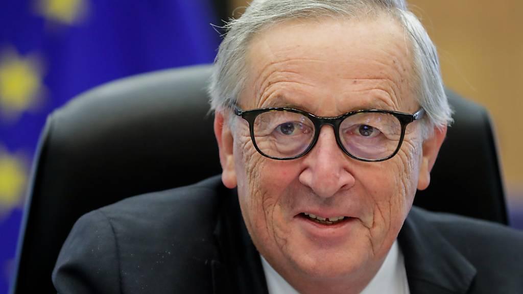 Juncker: «Schweiz hat Zusammenhalt der EU-Länder unterschätzt»