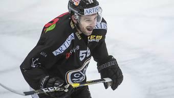 Romain Loeffel reihte sich in Davos unter Luganos Torschützen