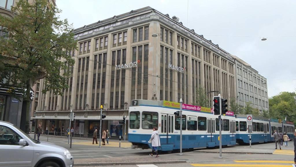 Grosses Bedauern bei Manor wegen Schliessung der Bahnhofstrassen-Filiale