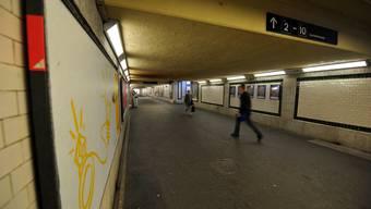 Wie sicher ist der Hauptbahnhof?