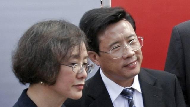 Liang Wengen von der Sany-Gruppe liegt in der Reichstenliste vorn (Archiv)