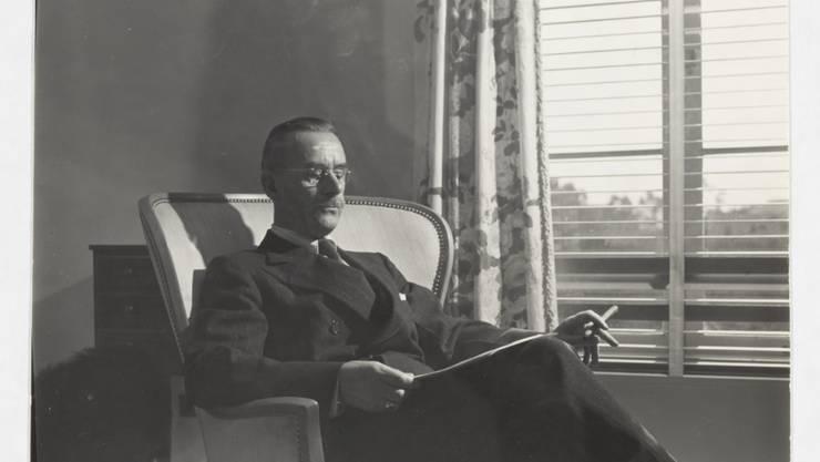 Beim Umzug des Rowohlt-Verlages von Reinbek bei Hamburg in die Hamburger Innenstadt sind bislang unbekannte Briefe des Schriftstellers Thomas Mann gefunden worden. (Archivbild)