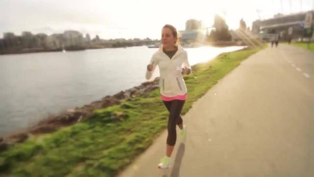 Sport trotz Kälte und Nebel
