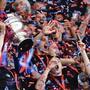 Bildstrecke: Fussball, Cupfinal 2019, FC Basel - FC Thun (19.5.19)