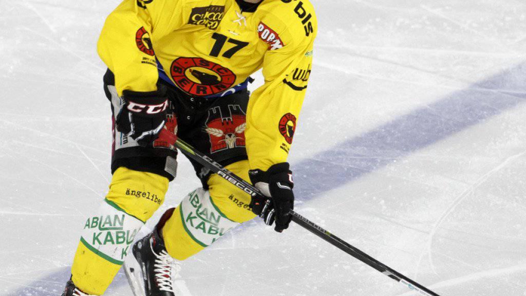 Gian-Andrea Randegger beendet seine Laufbahn