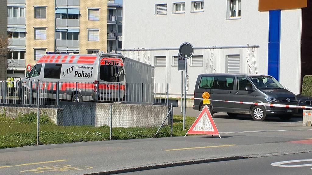 Emmenbrücke LU: Frau in Wohnung getötet