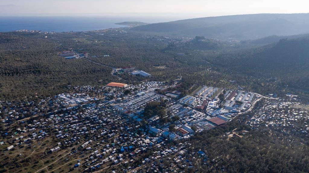 Schweiz nimmt 23 minderjährige Asylsuchende aus Griechenland auf