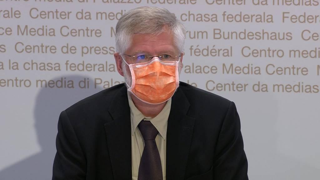 «Die Maskenpflicht kann teilweise gelockert werden»