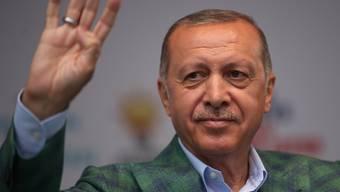 Der türkische Staatschef Recep Tayyip Erdogan schliesst mit der Wahl eines neuen Präsidenten sowie eines neuen Parlaments am heutigen Sonntag seine umfangreiche Verfassungsreform ab.