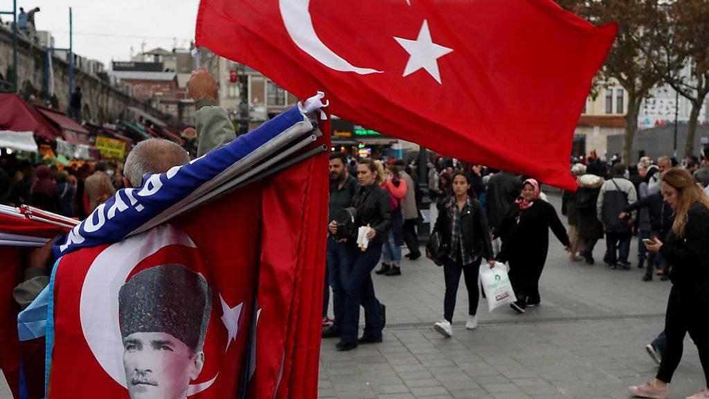 Die Türkei begeht am Sonntag den 94. Jahrestag der Republikgründung.