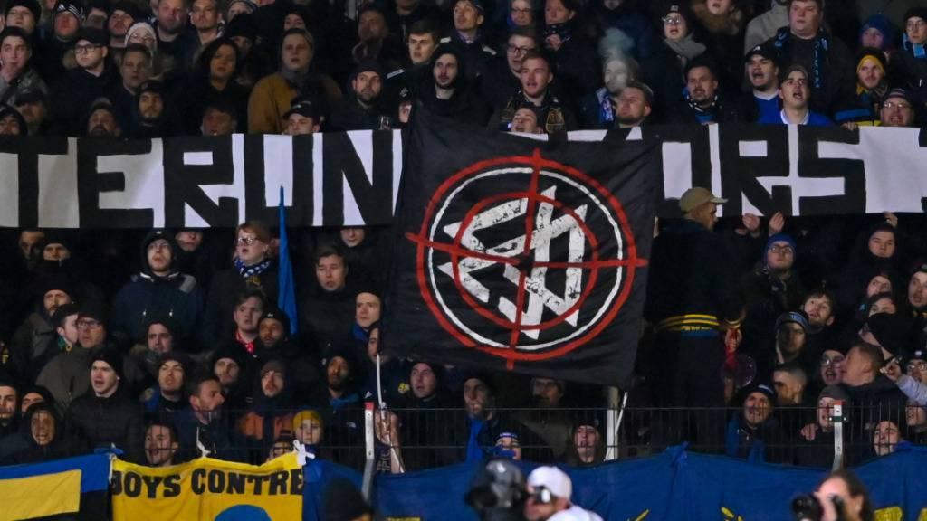 Deutsche Ärzte warnen vor Fan-Rückkehr in die Fussballstadien