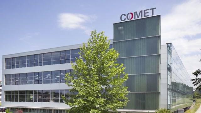 Comet investiert 60 Mio. in Standort Flamatt