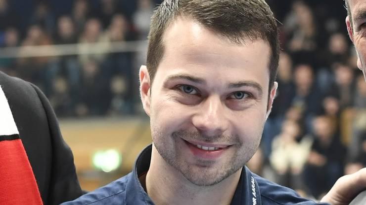 HSC-Geschäftsführer Lukas Wernli.