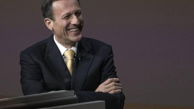 Wird Gutsherr: Ex-Novartis-Konzernchef Daniel Vasella (Archiv)