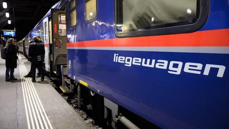 Die SBB und die ÖBB wollen das europäische Nachtzugangebot ausbauen.