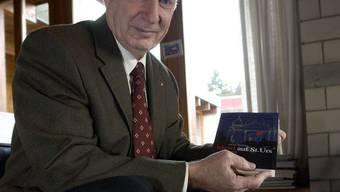 Schmiedet weitere Pläne für das Steinmuseum: Dieter Bedenig.