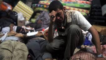 Die Ausschreitungen in Ägypten weiten sich auf das ganze Land aus.