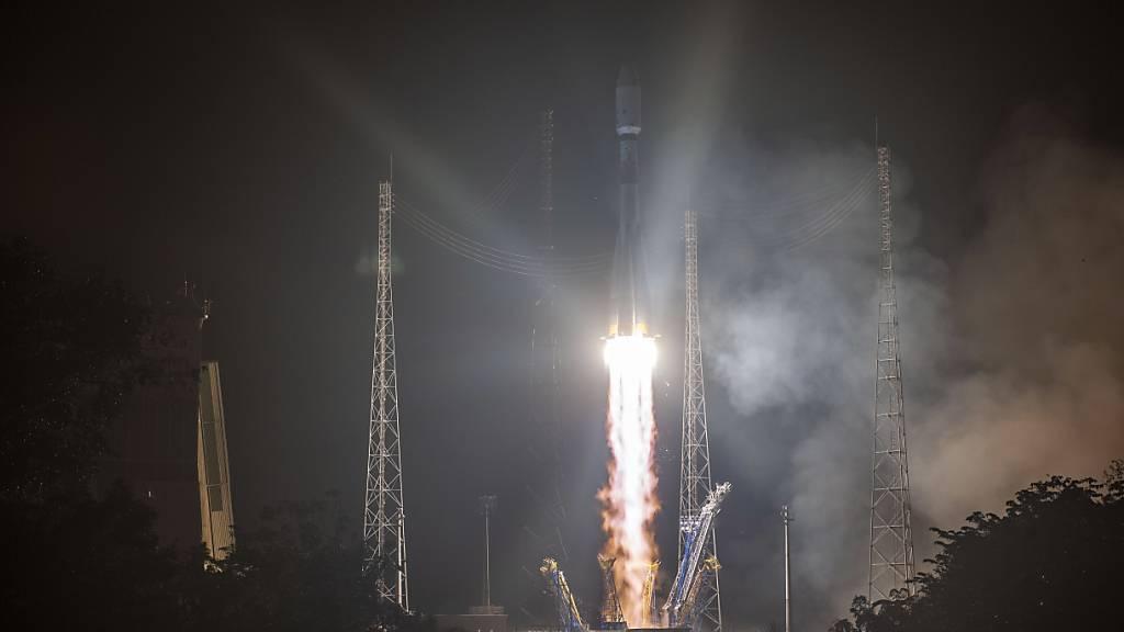 Start von Vega-Rakete wegen Unwetters erneut verschoben