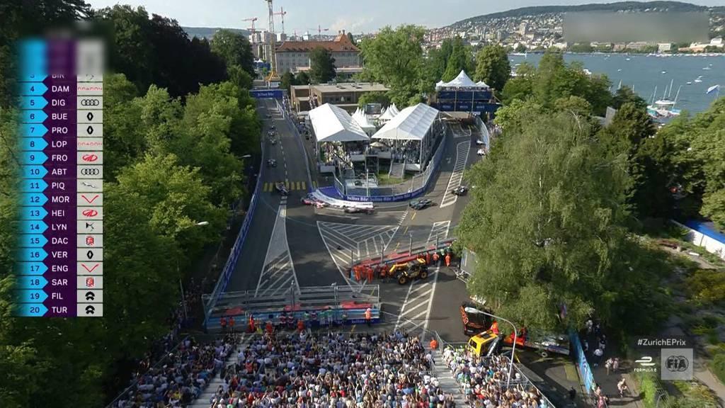 Definitiv kein weiteres Formel E-Rennen für Zürich