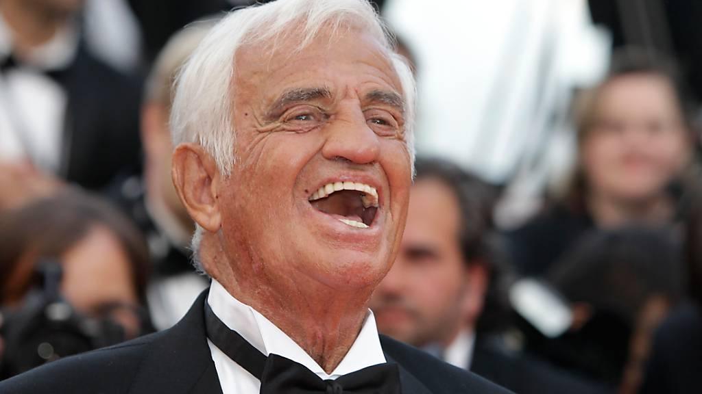 Frankreich plant staatliches Gedenken für Schauspiellegende Belmondo