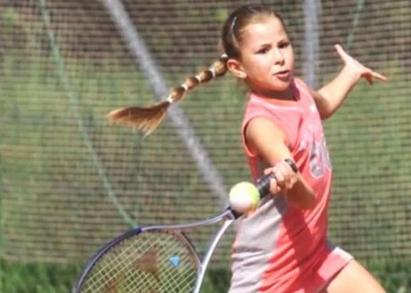Belinda Bencic wurde von der Familie schon früh gefördert