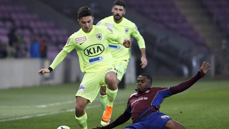 Gewinnt der FC Aarau beide Spiele gegen Rapperswil-Jona, so schafft er den Sprung auf Rang 5.